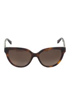 Jimmy Choo ODETTE/S 6UKJ6 - Havana by Jimmy Choo for Women - 56-17-140 mm Sunglasses