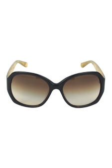 Juicy Couture JU 567/S 0086 Y6 - Dark Havana by Juicy Couture for Women - 55-17-135 mm Sunglasses