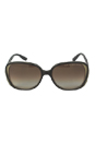 Marc Jacobs MMJ 383/S 1QVHA - Brown Mud Brown by Marc Jacobs for Women - 57-17-130 mm Sunglasses