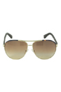 Marc Jacobs MJ 475/S 54QCC - Gold/Dark Havana by Marc Jacobs for Women - 63-12-135 mm Sunglasses
