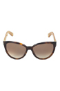 Marc Jacobs MJ 465/S BVXS8 - Havana by Marc Jacobs for Women - 57-16-140 mm Sunglasses