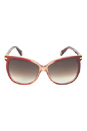 Marc Jacobs MJ 504/S 0NKJS - Red Shaded by Marc Jacobs for Women - 59-15-140 mm Sunglasses