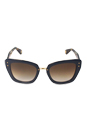 Marc Jacobs MJ 506/S ONUCC - Blue Gold Havana/Brown Shaded by Marc Jacobs for Women - 53-23-140 mm Sunglasses