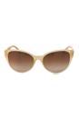 Versace VE 4272 5039/13 - Opal Beige by Versace for Women - 58-18-140 mm Sunglasses