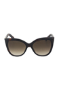 Marc Jacobs MJ 530/S I85CC - Dark Havana Glitter by Marc Jacobs for Women - 55-18-140 mm Sunglasses