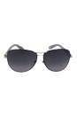 Marc Jacobs MJ 522/F/S 1FZHD - Matte Black by Marc Jacobs for Women - 61-13-135 mm Sunglasses