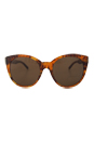 Versace VE 4286 512673 - Variegated Havana by Versace for Women - 57-20-140 mm Sunglasses