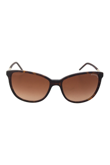 Burberry BE 4180 3002/13 - Dark Havana by Burberry for Women - 57-16-140 mm Sunglasses