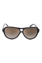 Michael Kors MK6008 Wainscott - Black Dark Tortoise by Michael Kors for Women - 60-11-135 mm Sunglasses