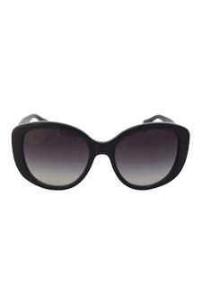 Dolce & Gabbana DG 4248 501/8G - Black/Grey by Dolce & Gabbana for Women - 55-19-140 mm Sunglasses
