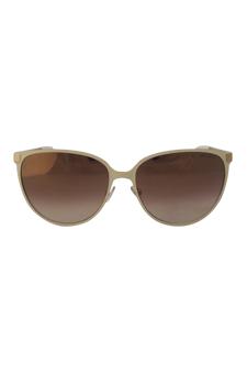 Jimmy Choo Posie/S F81QH - Ivory Gold Glitter by Jimmy Choo for Women - 60-16-135 mm Sunglasses