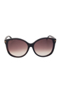 Tom Ford FT0275 Alicia 52F - Dark Havana by Tom Ford for Women - 59-15-140 mm Sunglasses