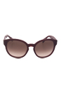 Prada PR 18RS UAN0A6 - Opal Bordeaux by Prada for Women - 56-19-140 mm Sunglasses