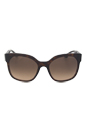 Prada PR 10RS 2AU3D0 - Havana by Prada for Women - 57-19-140 mm Sunglasses