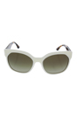 Prada PR 10RS 7S31X1 - Ivory by Prada for Women - 57-19-140 mm Sunglasses
