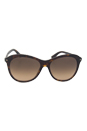 Prada PR 13RS 2AU3D0 - Havana by Prada for Women - 57-16-140 mm Sunglasses