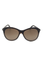 Prada PR 13RS TKT1X1 - Grey Havana by Prada for Women - 57-16-140 mm Sunglasses