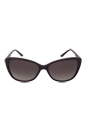 Versace VE 4264B 5066/11 - Aubergine/Grey Shaded by Versace for Women - 57-16-140 mm Sunglasses