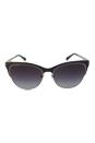 Giorgio Armani AR 6019 3061/8G - Silver/Matte by Giorgio Armani for Women - 57-17-145 mm Sunglasses
