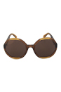 Marc Jacobs MJ 584/S AO2VP - Brown Honey by Marc Jacobs for Women - 57-22-135 mm Sunglasses