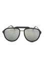 Marc Jacobs MJ 592/S 53N3C - Black Ruthenium by Marc Jacobs for Women - 57-17-140 mm Sunglasses