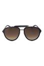Marc Jacobs MJ 592/S 54JCC - Blue Ruthenium by Marc Jacobs for Women - 57-17-140 mm Sunglasses