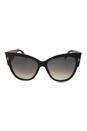 Tom Ford FT0371 Anoushka 01B - Black by Tom Ford for Women - 57-16-140 mm Sunglasses