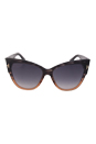 Tom Ford FT0371 Anoushka 20B - Melange Grey/Peach by Tom Ford for Women - 57-16-140 mm Sunglasses