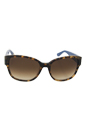 Juicy Couture Juicy 573/S 0ESP - Camel Tortoise by Juicy Couture for Women - 57-18-135 mm Sunglasses