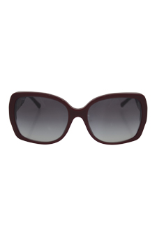 Burberry BE 4160 3403/8G - Bordeaux by Burberry for Women - 58-17-135 mm Sunglasses