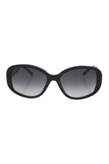 Burberry BE 4159 3433/8G - Black by Burberry for Women - 57-17-135 mm Sunglasses