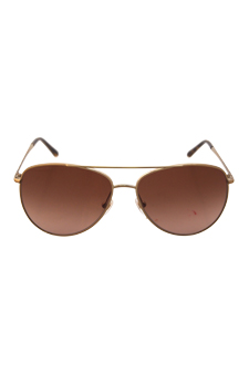 Burberry BE 3072 1145/13 - Gold by Burberry for Women - 57-14-135 mm Sunglasses