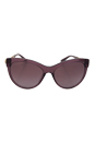 Versace VE 4292A 5029/8H - Transparent/Violet by Versace for Women - 57-17-140 mm Sunglasses