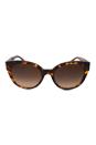 Versace VE 4294 5148/13 - Havana by Versace for Women - 56-21-140 mm Sunglasses