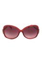 Michael Kors MK2010B Bora Bora - Milky Burgundy by Michael Kors for Women - 60-16-135 mm Sunglasses