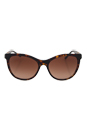Burberry BE 4199 3002/13 - Dark Havana by Burberry for Women - 58-17-140 mm Sunglasses