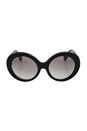 Versace VE 4298 5156/11 - Black/Grey by Versace for Women - 55-20-140 mm Sunglasses