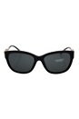Burberry BE 4203 3001/87 - Black by Burberry for Women - 57-18-140 mm Sunglasses