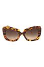 VE 4308B 5119/13 - Havana by Versace for Women - 54-22-140 mm Sunglasses