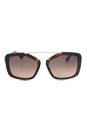 Prada SPR 24R 2AU3D0 - Havana by Prada for Women - 56-17-140 mm Sunglasses
