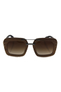 Prada SPR 30R IAM6S1 - Brown Gradient Lenses by Prada for Women - 51-25-135 mm Sunglasses