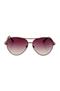 Roberto Cavalli RC976S Syrma 34Z - Gold/Pink by Roberto Cavalli for Women - 61-12-135 mm Sunglasses