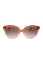Tom Ford FT0429 Monica 74F - Rose by Tom Ford for Women - 54-20-140 mm Sunglasses