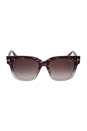 Tom Ford FT0436 Tracy 83T - Purple by Tom Ford for Women - 53-18-140 mm Sunglasses