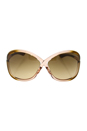 Tom Ford FT0009 Whitney 74F - Rose by Tom Ford for Women - 64-14-110 mm Sunglasses