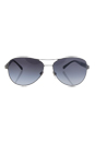 Burberry BE 3080 1003/8G - Gunmetal by Burberry for Women - 59-14-135 mm Sunglasses