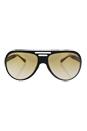 Michael Kors MK 5011 11226E Clementine I - Black Soft by Michael Kors for Women - 59-16-140 mm Sunglasses