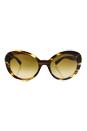 Versace VE 4318 5202/2L - Striped Havana by Versace for Women - 55-20-140 mm Sunglasses