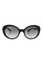 Versace VE 4318 GB1/11 - Black/Grey by Versace for Women - 55-20-140 mm Sunglasses