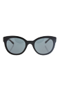 Burberry BE 4210 3001/87 - Black/Grey by Burberry for Women - 52-22-140 mm Sunglasses